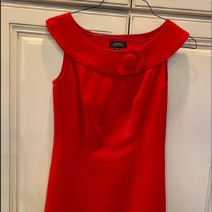 NWOT❤️❤️Tahari red dress